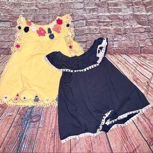 Tommy Bahama   toddler boho dresses bundle 3T
